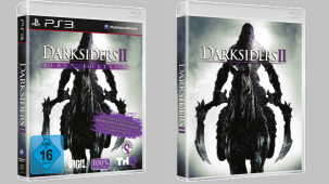 Darksiders 2 - Wendecover